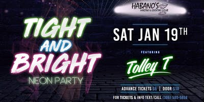Tight & Bright Neon Party