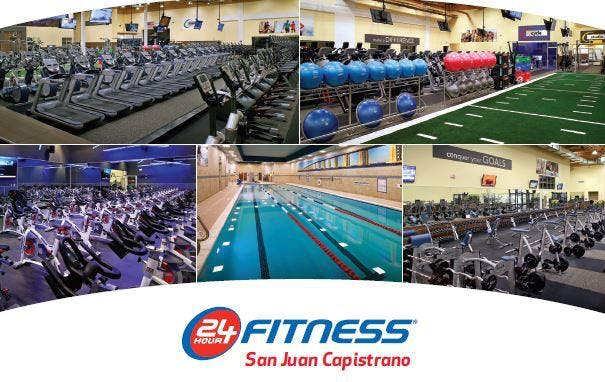 24 Hour Fitness San Juan Capistrano Super Sport Grand Opening 12