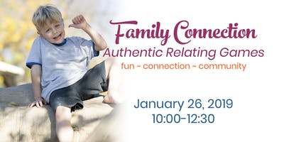 Family Connection Authentic Relating Games ~ Theme: Balance