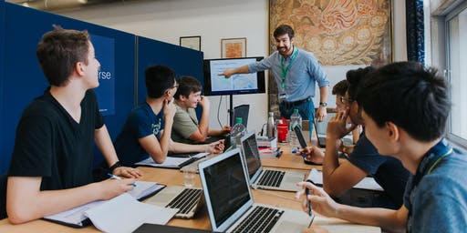 Immerse Digital Design Summer Programme for 13-15 year olds