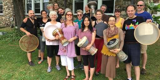 Emerald Düm Camp - Darbuka Drumming Experience