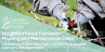 Pruning and Maintenance Class