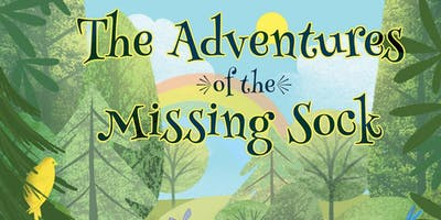 Adventures of the Missing Sock - Author Event