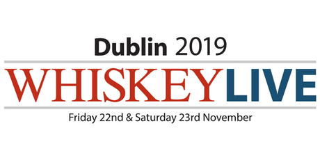 Whiskey Live Dublin 2019 - Saturday Session 5.30-9.00pm tickets