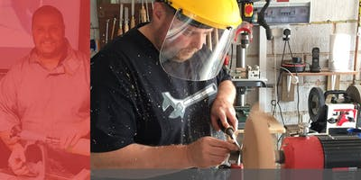Nuneaton Store - Chris Fisher - The Blind Woodturner