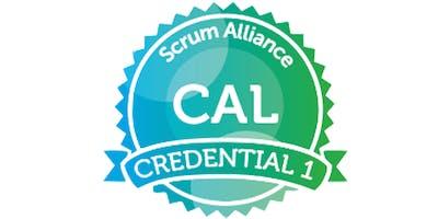 CAL Certified Agile Leadership I with Zuzi Sochova, April 1-2, 2019, Prague,Czech Republic
