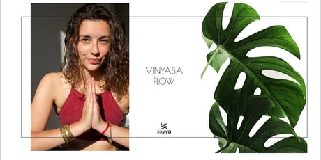 10€ Vinyasa Flow ☾ Yoga Paris 10eme billets