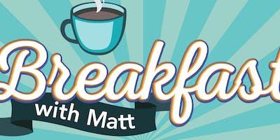 Free Breakfast with Matt-Keto-rific