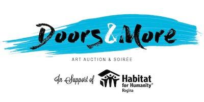 Doors & More Art Auction & Soirée