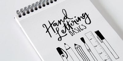 Hand Lettering and Card Crafting (Adult)
