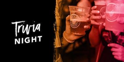 Monday Night Trivia at Concrete Beach Brewery