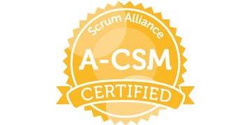 ACSM Advanced Certified ScrumMaster training with Zuzi Sochova, September 25-26, 2019, Prague, Czech Republic