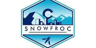 SnowFROC 2019, Denver\