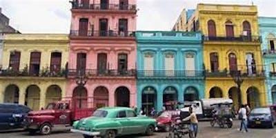 5 Day Cuba Cruise (Overnight in Havana)