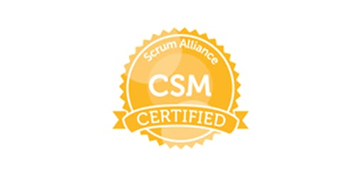CSM Certified ScrumMaster training with Zuzi Sochova, November 14-15, 2019