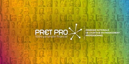 PRET PRO - Journée découverte - 28 Janvier 2020 de 13h00 à 16h00