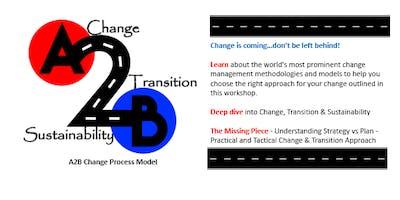 A2B Change, Transition & Sustainability Workshop