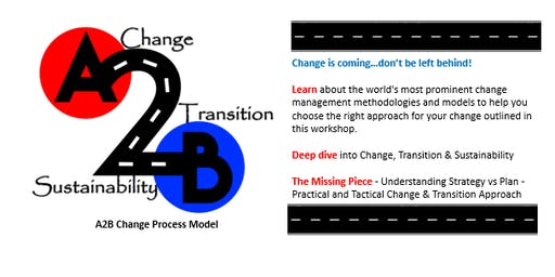 A2B Change, Transition & Sustainability Workshop