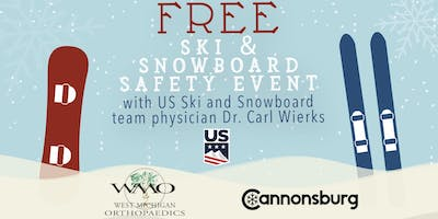 Ski and Snowboard Safety Class