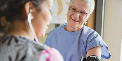 Free Blood Pressure Screenings & Stroke Prevention Lecture