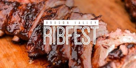 Hudson Valley Ribfest tickets