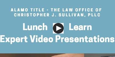 Expert Video Presentations