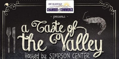"Hemet San Jacinto Valley Chamber "" TASTE OF THE VALLEY & BUSINESS EXPO"""