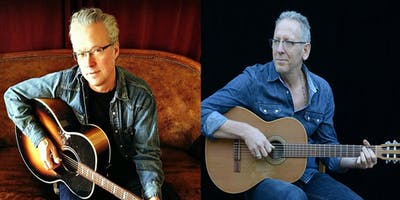 Radney Foster and Darden Smith - Songs, Books, Jokes and Tears Tour