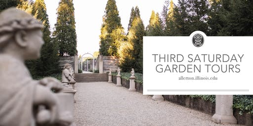 Third Saturday Garden Tours