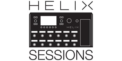 Helix Sessions - Guitar Center San Francisco