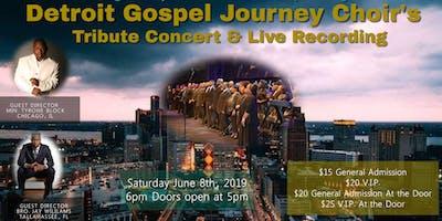 Detroit Gospel Journey Choir\