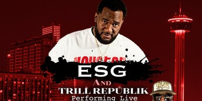 StraightUP Showase San Antonio: Performing Live ESG & Trill Republik