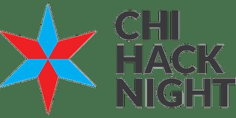 Chi Hack Night tickets