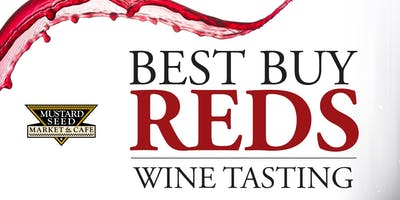 Best Buy Reds Wine Tasting