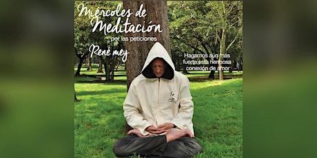 Miercoles de Meditacion Rene Mey Miami USA boletos