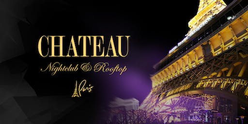 Chateau Nightclub & Rooftop General Admission WEEKEND TICKETS