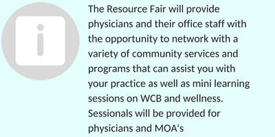 Medical Resource Fair 2019