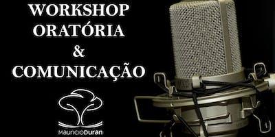 Workshop de Oratória e Comunicação Eficaz