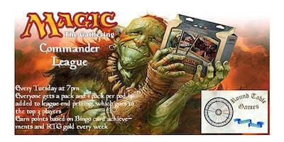 Magic: The Gathering: Commander League 2019