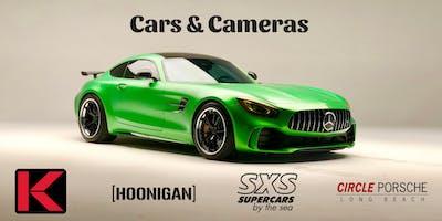 Cars & Cameras at Kirby Studios