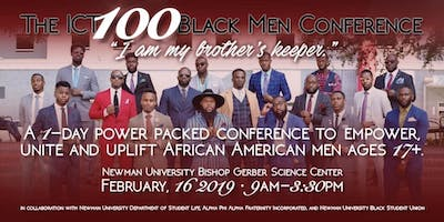 The ICT 100 Black Men Conference