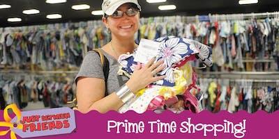 PRIME TIME Presale Pass - JBF Bremerton - SPRING 2019