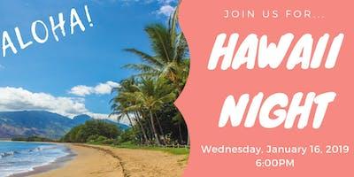 Aloha! Hawaii Night with Pleasant Holidays & Hawaii Tourism