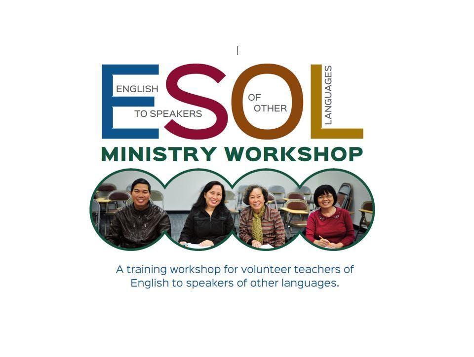 Multnomah University ESOL Ministry Workshop
