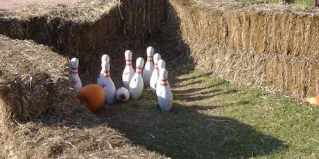 Family Workshop: Pumpkin Bowling tickets