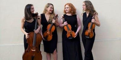 Lunchtime+Recital+-+Ech%C3%A9a+String+Quartet+