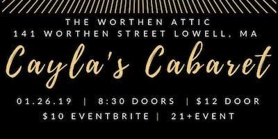 Cayla's Cabaret