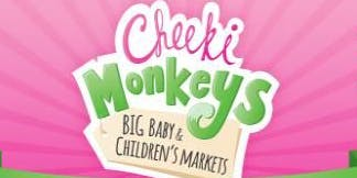Cheeki  Monkeys BIG Baby and Children's Market - Burgess Hill