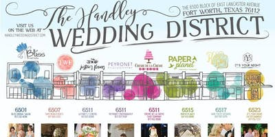 Handley Wedding District Bridal Open House