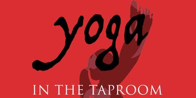 YOGA! in the Taproom - 1/26